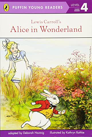 Lewis Carroll's Alice in Wonderland (Puffin Young Readers, L4)