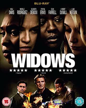 Widows [Blu-Ray] (UK-IMPORT)