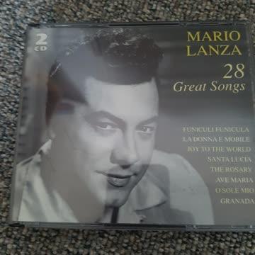 Mario Lanza, 28 Great Songs