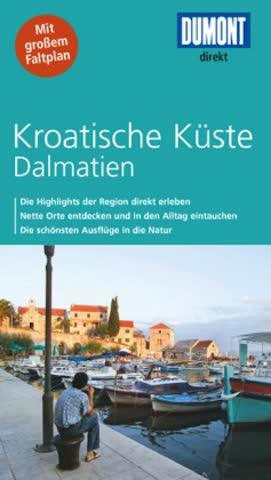 DuMont direkt Reiseführer Kroatische Küste / Dalmatien