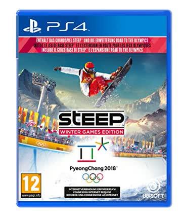 Steep - [AT-PEGI] - Winter Games Edition - [PlayStation 4]