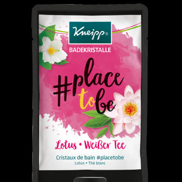 """Kneipp Badekristalle """"place to be"""""""