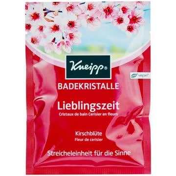 "Kneipp Badekristalle ""Lieblingszeit"""