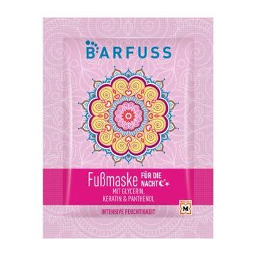 Barfuss Fussmaske - siehe Foto