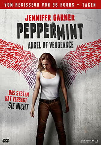 Pepermint - Angel Of Vengeance