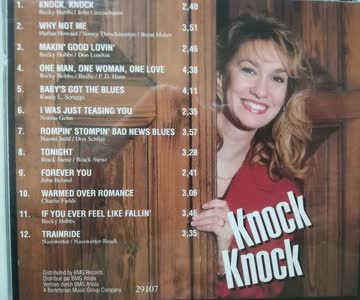 cd, gebraucht: britta - knock knock...