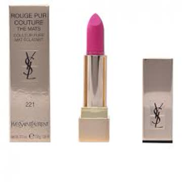 Yves Saint Laurent Rouge Pur Couture The Mats 221 YSL Beauty