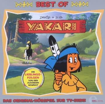 "Yakari - ""Best of Yakari"" - Das Original-Hörspiel zur TV-Serie"