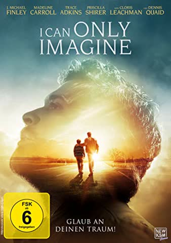 I can only imagine, 1 DVD