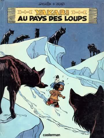 Yakari: Au Pays Des Loups