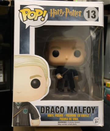 Funko Pop! Draco Malfoy