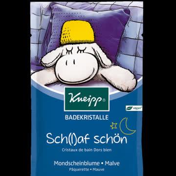 """Kneipp Badekristalle """"Sch(l)af schön'"""