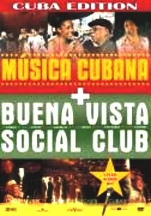 Cuba Edition: Música cubana & Buena Vista Social Club (2 DVDs)