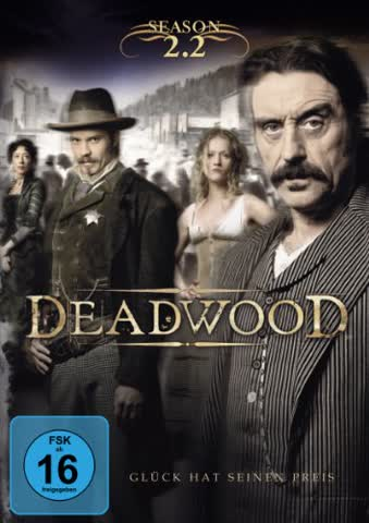 Deadwood - Season 2.2 (DVD) 2DVDs Multibox [Import germany]