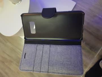 Edle stabile Handyhülle für Samsung Galaxy S8