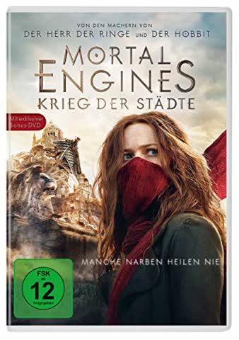 Mortal Engines: Krieg der Städte [2 DVDs]