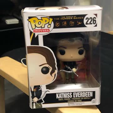 Pop! Movies Katniss Everdeen