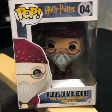Pop! Albus Dumbledore