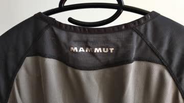 MAMMUT - T-Shirt All Year Men