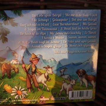 NEU Orginalverpackt...Heidi Mundart CD