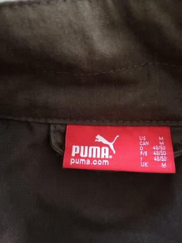 Freizeitjacke von Puma, Farbe Braun, Grösse 48/50