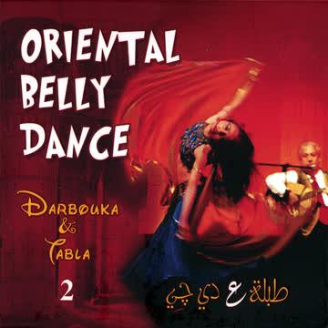 Oriental Belly Dance - Darbouka & Tabla Vol. 2