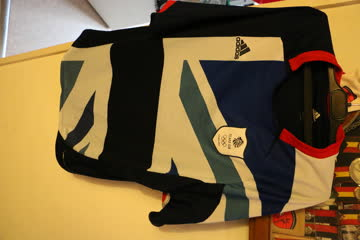 Team GB-Shirt von den den Olympischen Spielen 2012 in London