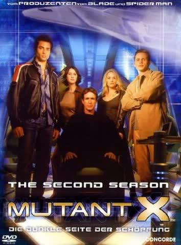 Mutant X Box 2-(5 Dvds) [Import allemand]