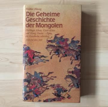 Die Geheime Geschichte der Mongolen