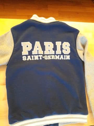 Collegejacke Paris St.-Germain PSG