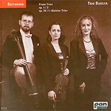 Trio Basilea spielt Ludwig van Beethoven