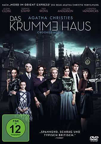 Das krumme Haus [DVD] [2017]
