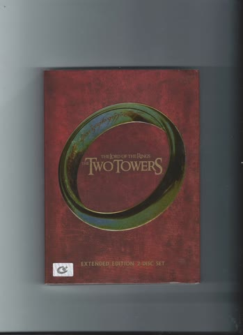 """""""The Two Towers"""" in englischer Sprache"""