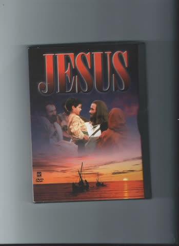 Jesus - DVD in englischer Sprache mit Internet interaktiv
