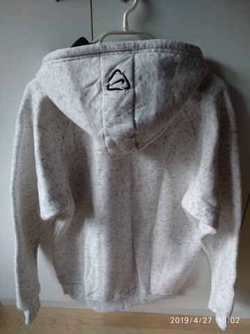 Damen Kapuzensweatshirt, sehr weich und warm
