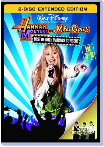 Hannah Montana - Der Film / Hannah Montana & Miley Cyrus - (2 DVDs)