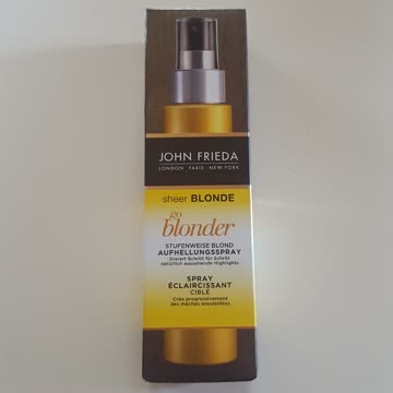John Frieda Go Blonder Spray neu