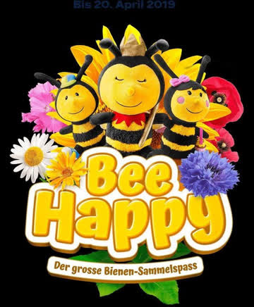 13 Coop Bee Happy Kleber / Marken