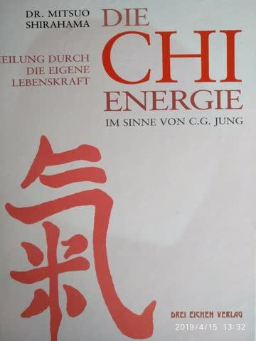 Die Chi-Energie im Sinne von C. G. Jung
