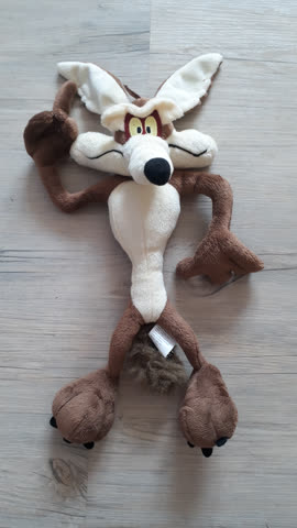 Plüschtier Wile E. Coyote