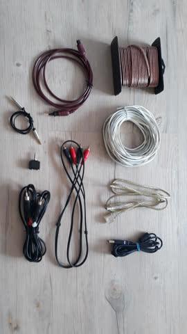 Verschiede Kabel