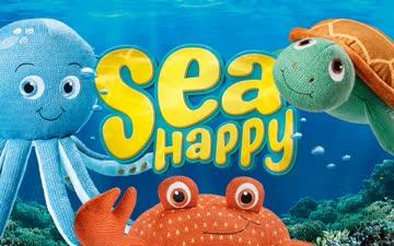 Coop Sea Happy 1 volle Karte mit 40 Sammelmarken