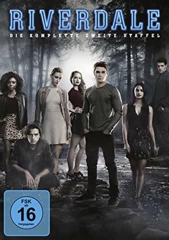 Riverdale - Die komplette zweite Staffel [4 DVDs]
