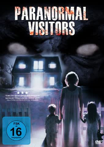 Paranormal Visitors [Import allemand]