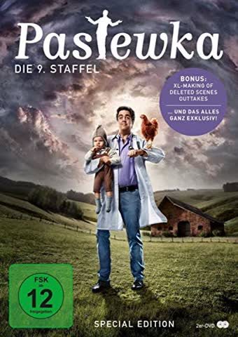 Pastewka - Staffel 9 [Special Edition] [2 DVDs]