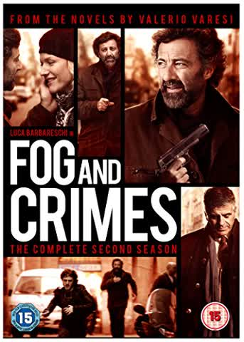 Fog And Crimes: The Complete Second Season [DVD]
