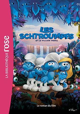 Les Schtroumpfs et le village perdu : Le roman du film