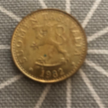 Finnland münze 🇫🇮