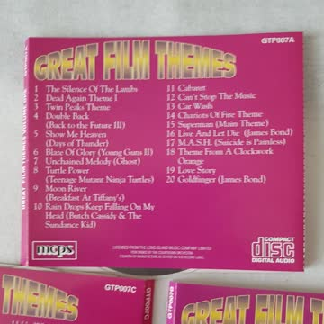 Great Film Themes Vol.1-3