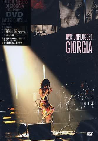 Giorgia - MTV Unplugged